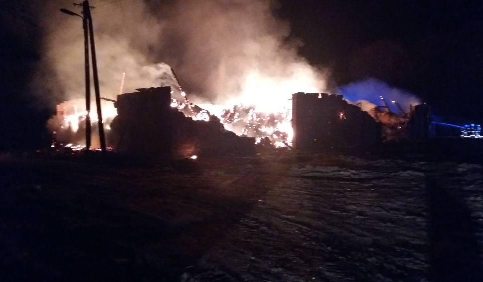 Film do artykułu: Rzeszówek, powiat jędrzejowski. Wielki pożar w starym pegeerze