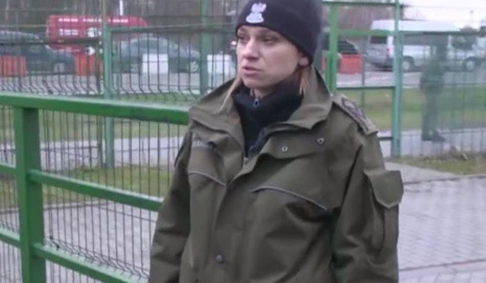 Film do artykułu: Jak wygląda codzienność kobiety w Straży Granicznej na Podkarpaciu [WIDEO]
