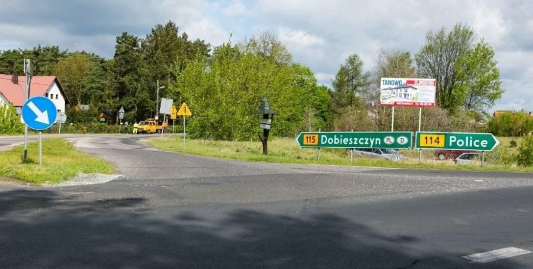 Rozpoczęła się przebudowa drogi przez Tanowo. Potrzebna kanalizacja
