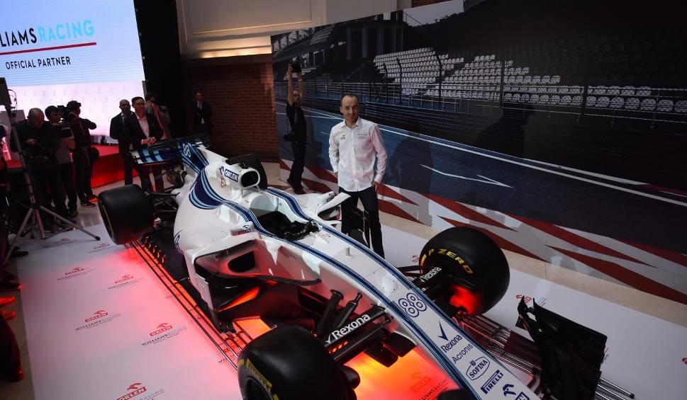 Film do artykułu: Kiedy Robert Kubica będzie testował nowy bolid? Williams musiał przesunąć testy przed sezonem Formuły 1