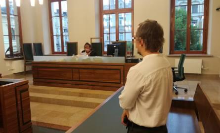 Piotr K. skazany za posiadanie dziecięcej pornografii. Sędzia: Kierowała nim ciekawość