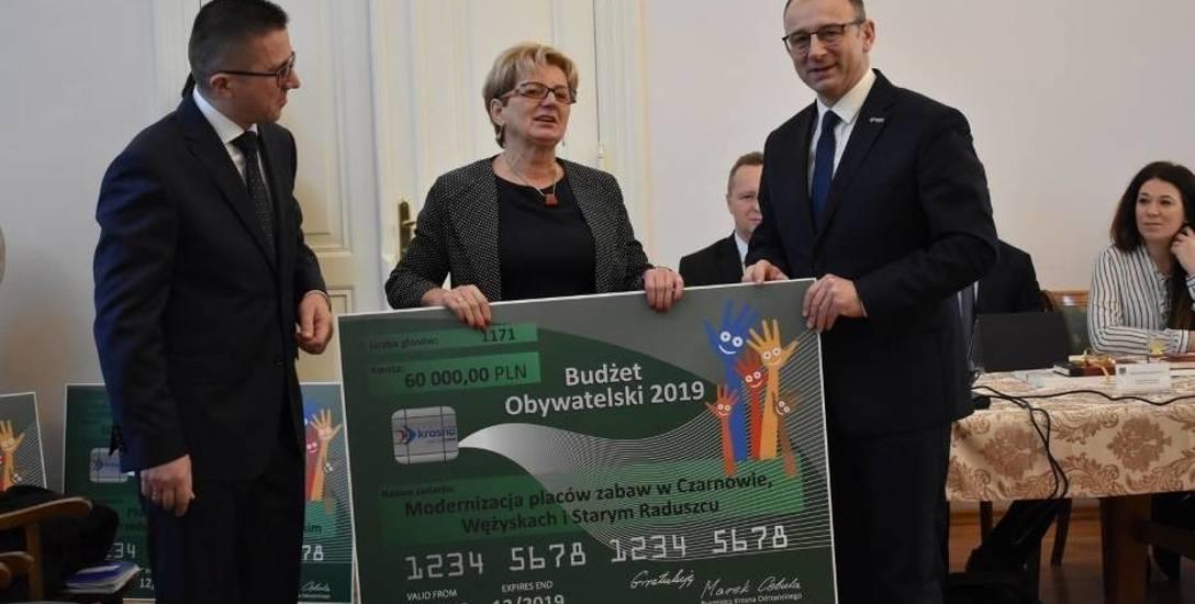 W ostatniej edycji budżetu obywatelskiego w Krośnie Odrzańskim wybrano pięć zadań do realizacji. Koszt maksymalny każdego zadania wynosił 60 tysięcy