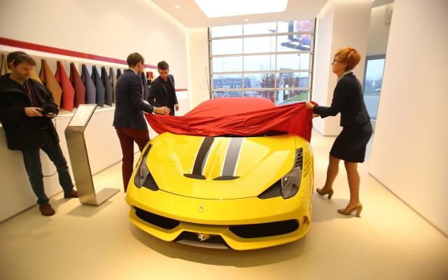 Ferrari 458 Speciale Cena Dziennikzachodni Pl