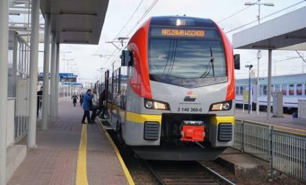 Poranny pociąg z Kutna do Łodzi Kaliskiej będzie dwa razy dłuższy niż obecnie
