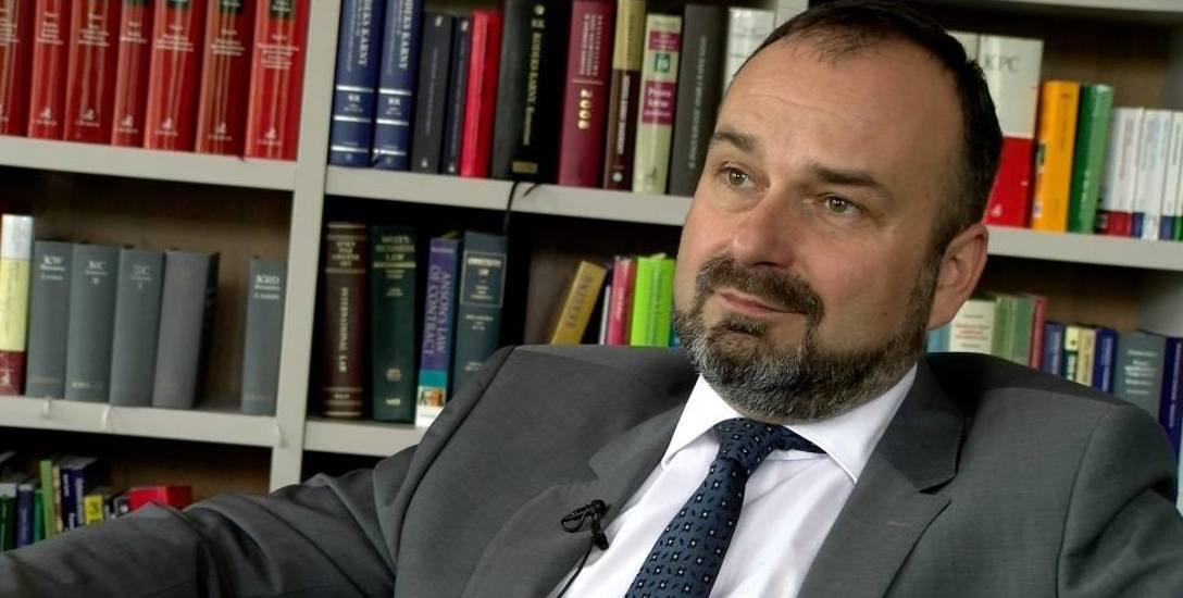 Prof. Maciej Gutowski uważa, że zmiany dotyczące Sądu Najwyższego są niekonstytucyjne.