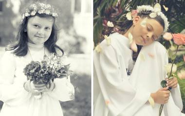Moda komunijna kiedyś i dziś - jak dawniej ubierano dzieci do Pierwszej Komunii?