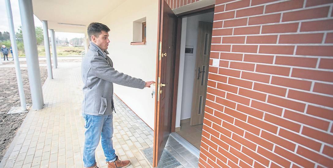 Nowe mieszkania w gminie Słupsk
