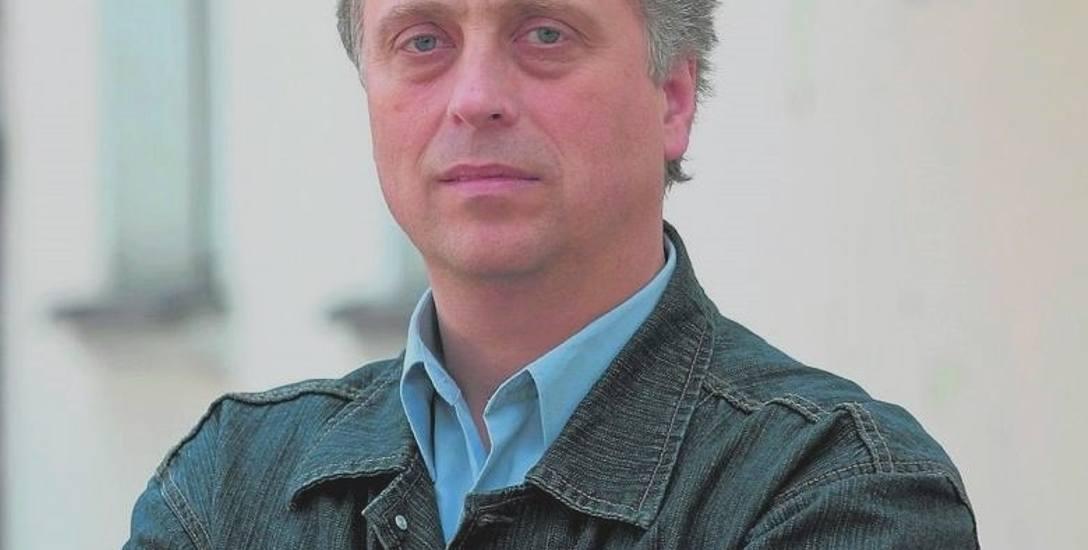 Jerzy Boczoń z Fundacji RC
