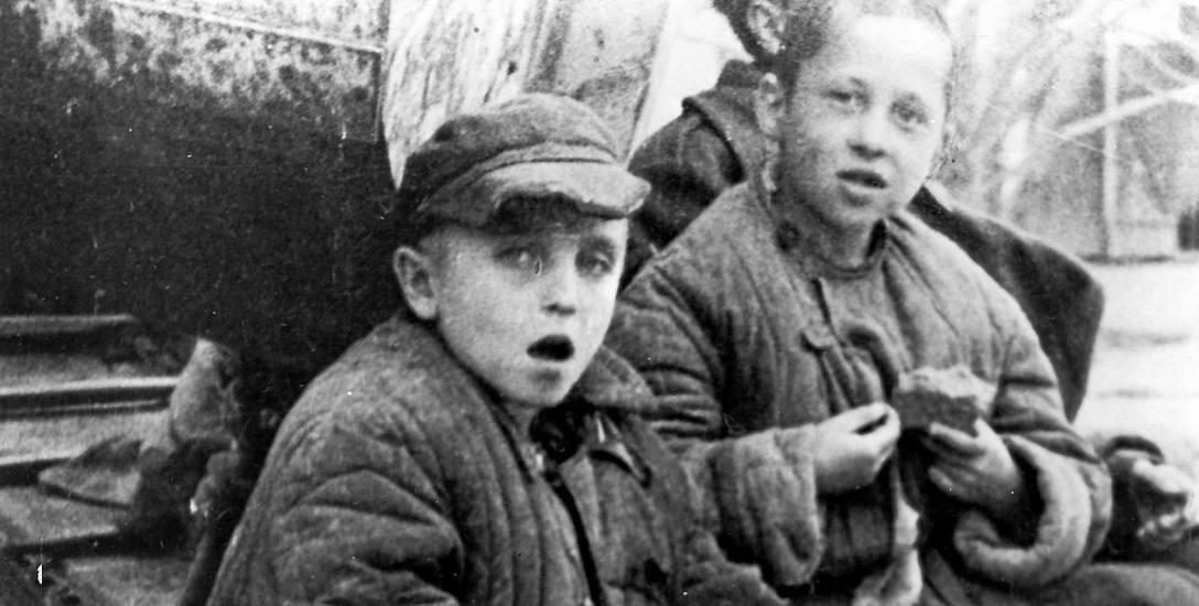 Zesłane polskie dzieci