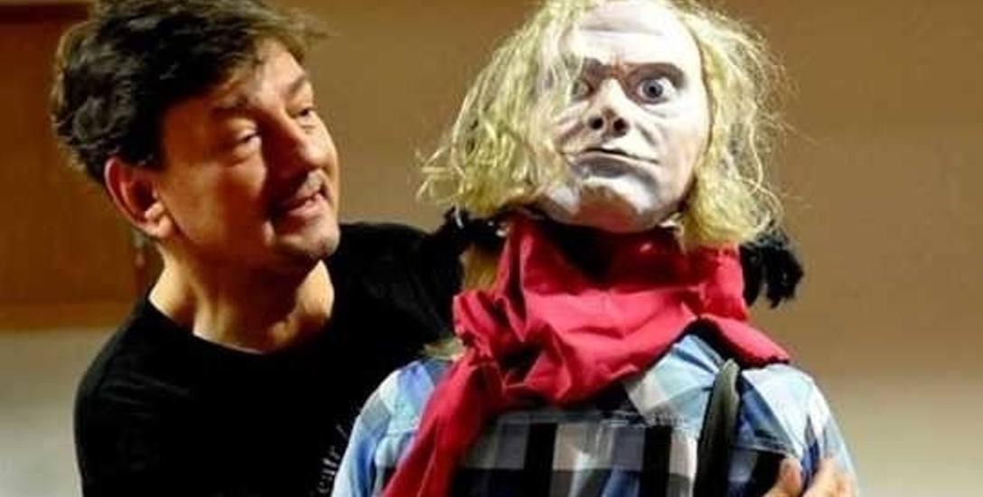 Mamy w Łodzi nowy skwer, noszący imię  aktora lalkowego z Teatru Arlekin Waldemara Presi, aktor zmarł 3 lata temu