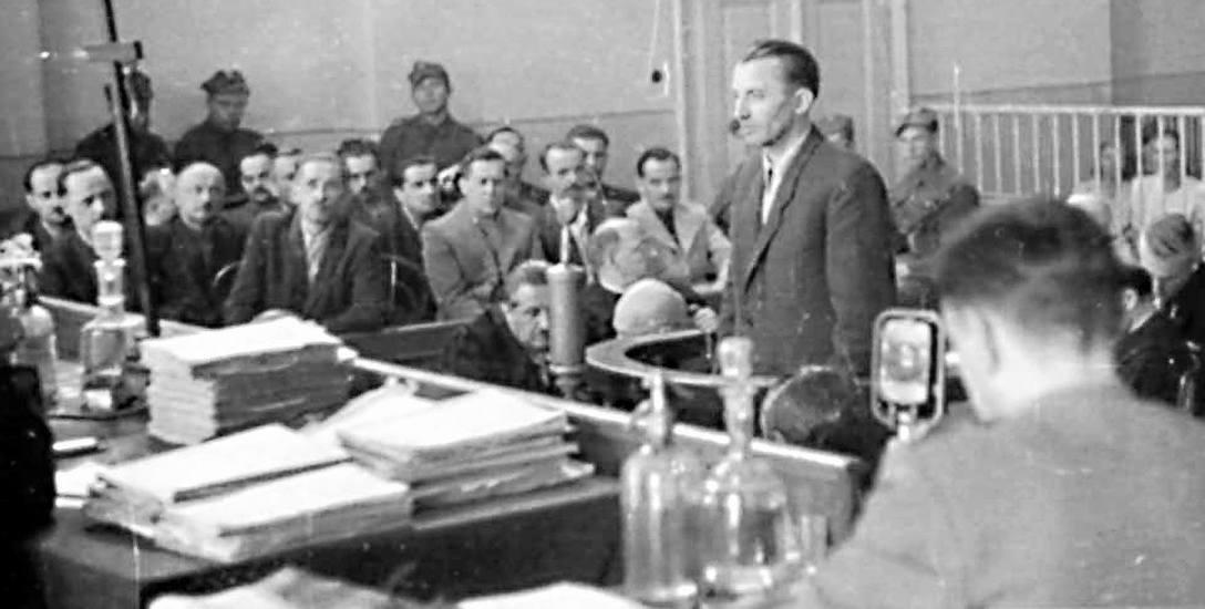 Krakowski proces przywódców II Zarządu Głównego WiN, 11 sierpnia-10 września 1947 r.