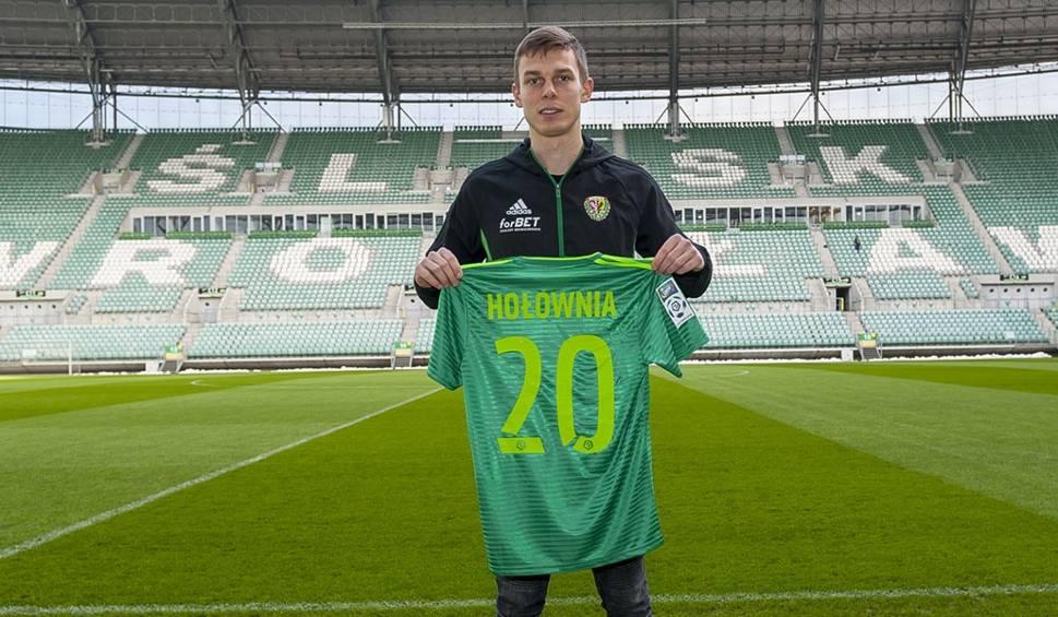 Film do artykułu: Mateusz Hołownia: Przyszedłem do Śląska żeby regularnie grać w Ekstraklasie. Miałem inne opcje