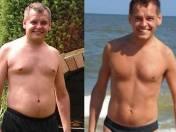 Pan Piotr jeszcze 5 lat temu ważył 98 kilogramów