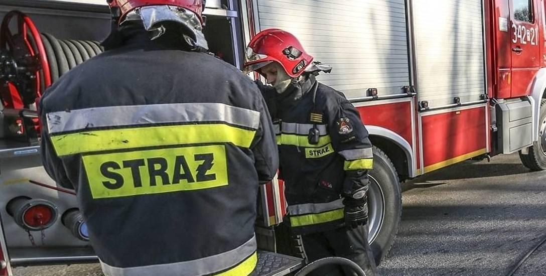 Budowa nowej siedziby straży pożarnej ma  się zakończyć w 2022 roku.