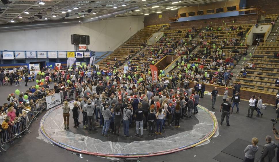 Film do artykułu: W Słupsku próbowali pobić rekord Guinnessa (zdjęcia)