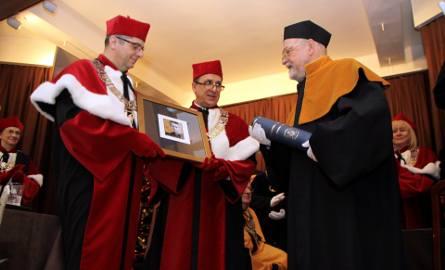 Jerzy Brzeziński doktorem honoris causa UMCS (ZDJĘCIA)