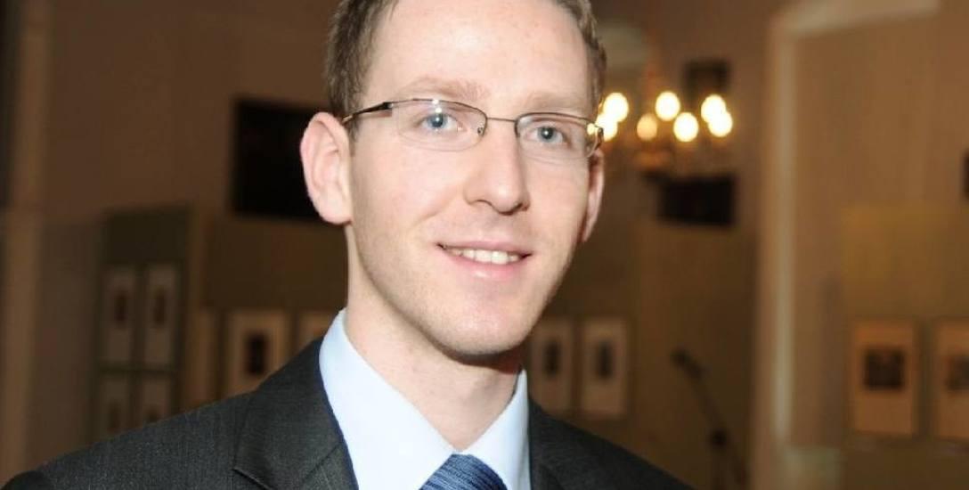 Michał Rzymyszkiewicz w ciągu czterech lat nie opuścił ani jednego głosowania