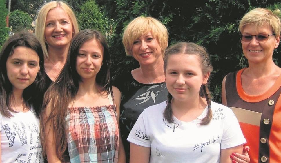 Film do artykułu: Dziewczyny na medal, czyli całe podium dla gimnazjalistek z Kazimierzy Wielkiej!