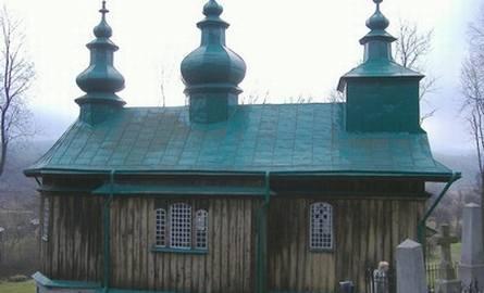 Cerkiew w Szczawnym