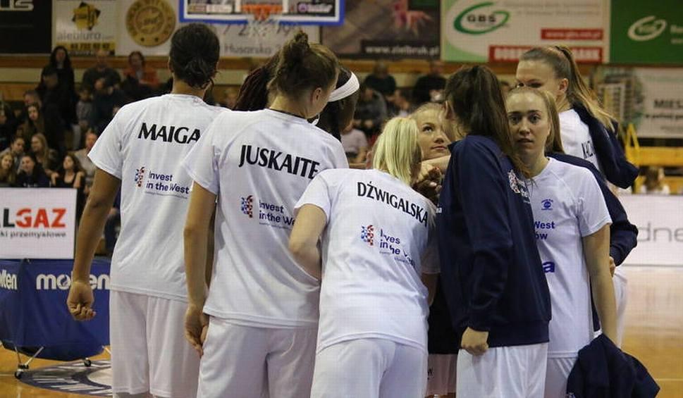 Film do artykułu: Pogrom w Gorzowie. Koszykarki z przytupem kończą rok