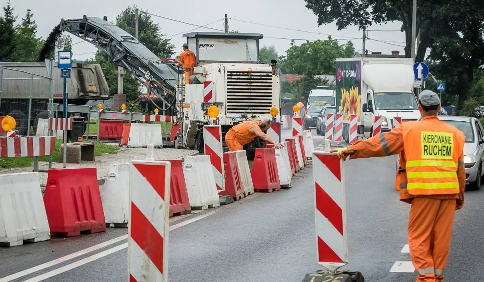 Film do artykułu: Budowa ronda na Prądach w Bydgoszczy. Będą utrudnienia [INFORMACJE]