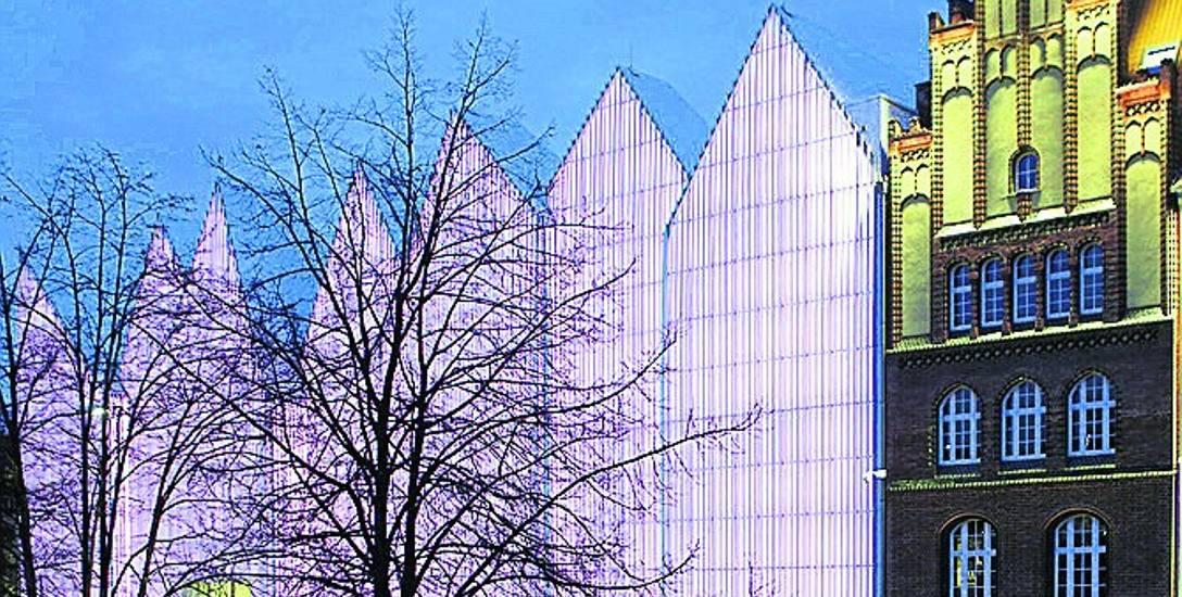 W 2014 roku konkurs architektoniczny wygrała filharmonia