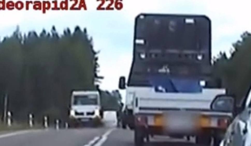 Film do artykułu: Grupa SPEED złapała kierowcę Dacii, który niebezpiecznie wyprzedzał pojazdy (zdjęcia,video)