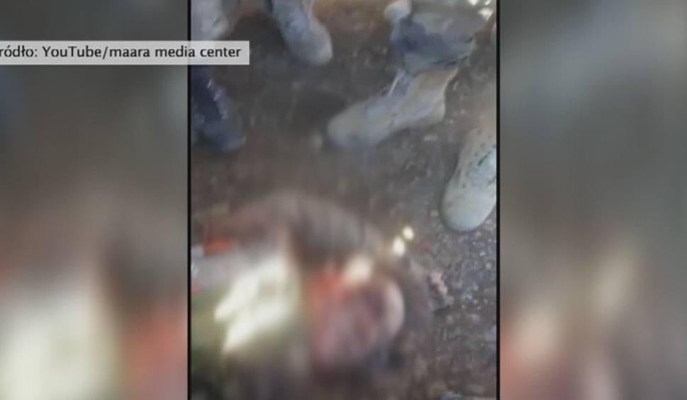 Syria: Piloci z zestrzelonego Su-24 zostali zabici przez Turkmenów. Putin grozi Turcji [VIDEO 18+]/© Maara Media Center/Youtube