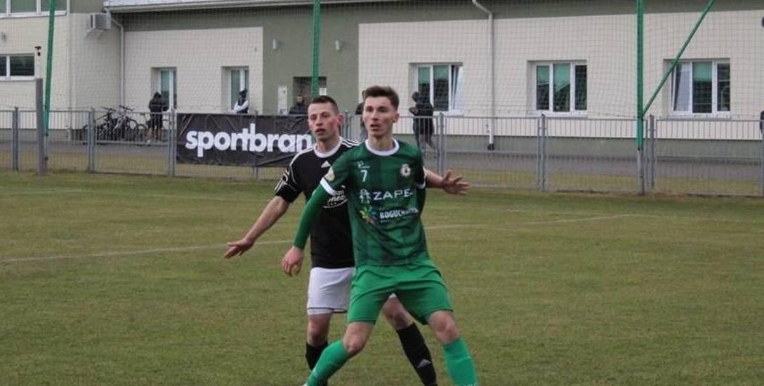 Patryk Zieliński ma już na swoim koncie wiele bramek na 4-ligowych boiskach