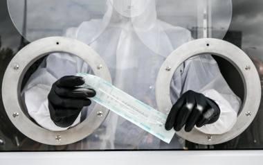 Testy serologiczne, które stosują, pozwalają medykom z Środy Wielkopolskiej określić, kto mógł być zakażony, a kto uodpornił się na Covid-19.