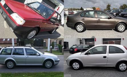 Szukasz taniego samochodu osobowego w regionie? Na portalu gratka.pl, sprawdziliśmy oferty sprzedaży samochodów, których ceny nie przekraczają 10.000