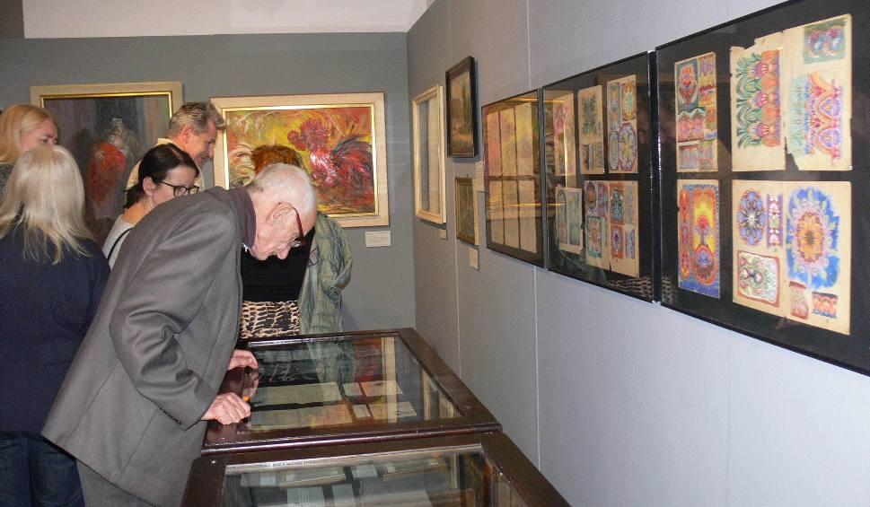 Film do artykułu: Dzień Wolnej Sztuki w Muzeum Okręgowym w Sandomierzu