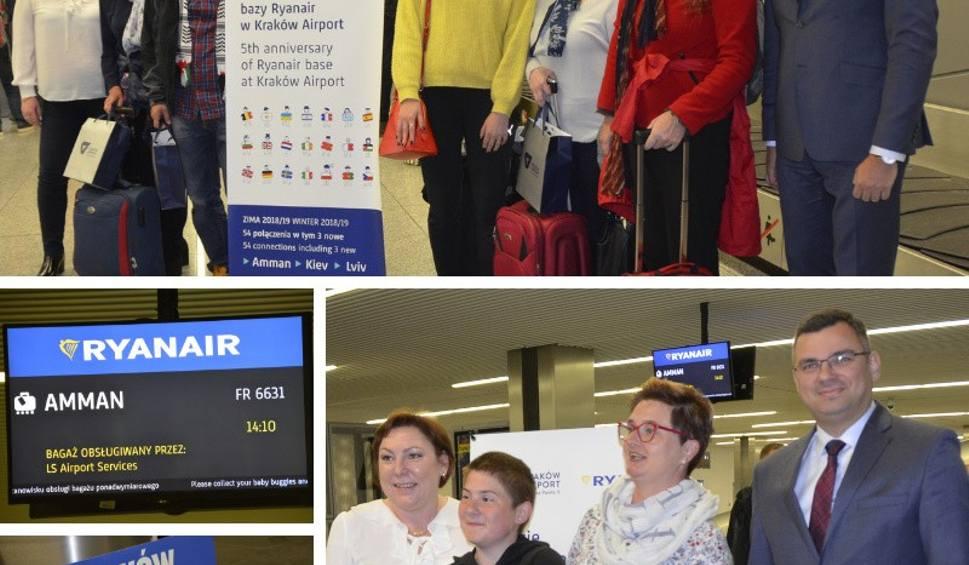 Film do artykułu: Już 20 milionów pasażerów skorzystało z oferty Ryanaira na lotnisku w Balicach