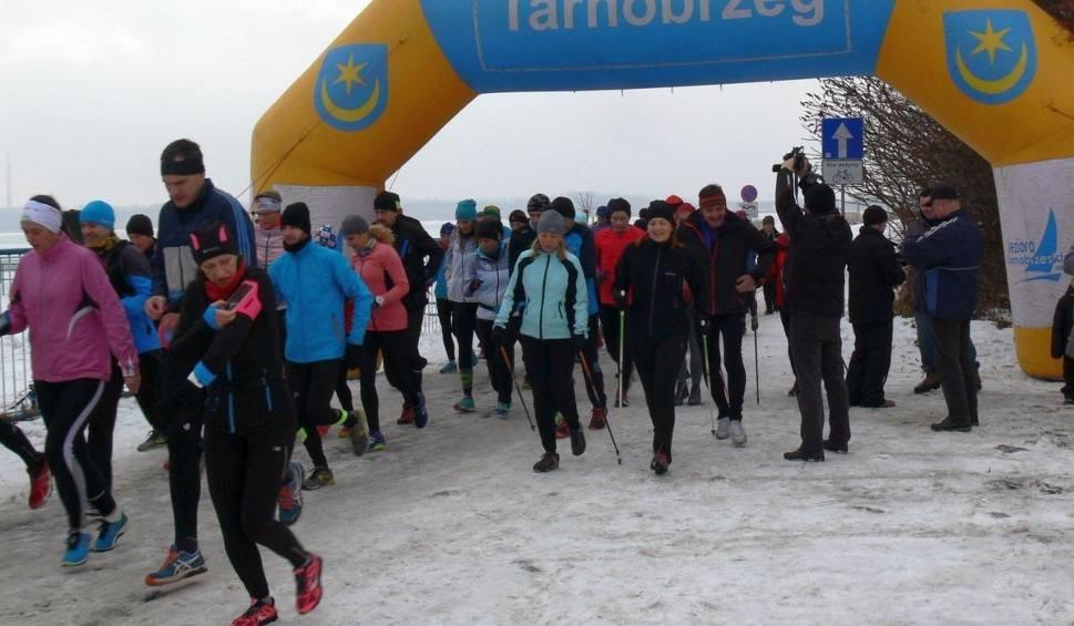 Film do artykułu: V Zimowy Bieg wokół Jeziora Tarnobrzeskiego. To było fantastyczne wyzwanie