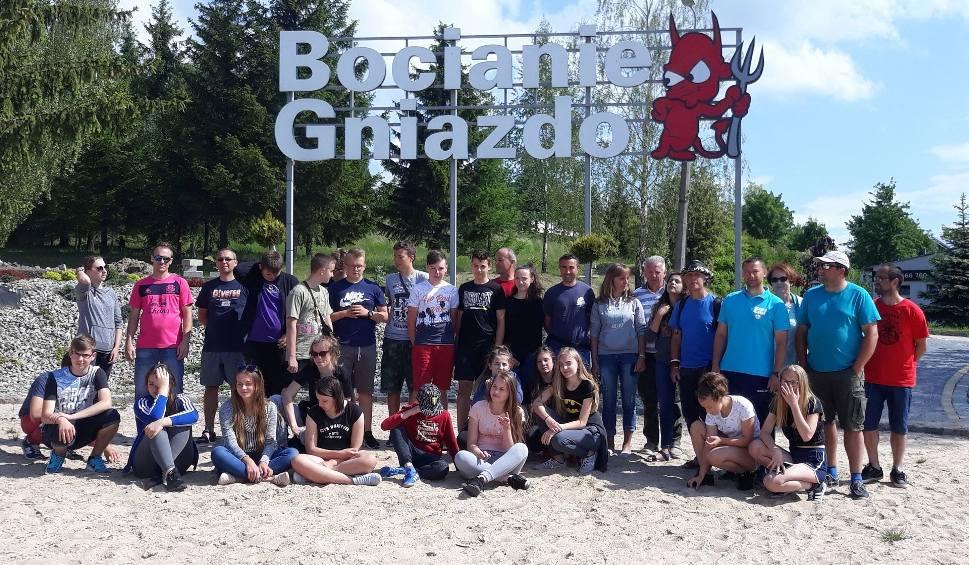 Film do artykułu: Uczniowie z gminy Zaleszany poznali wielkie mazurskie jeziora