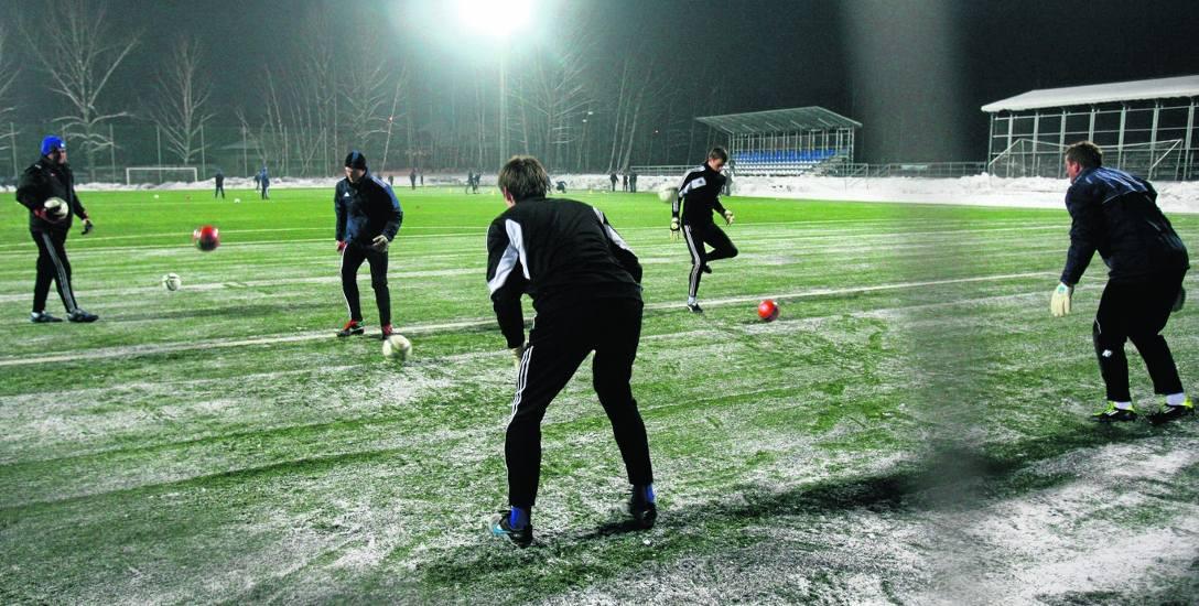 Piłkarze Ruchu Chorzów od wielu lat jeżdżą zimą na zgrupowania do hotelu Olimpia w Rybniku-Kamieniu i są zadowoleni z tego ośrodka.