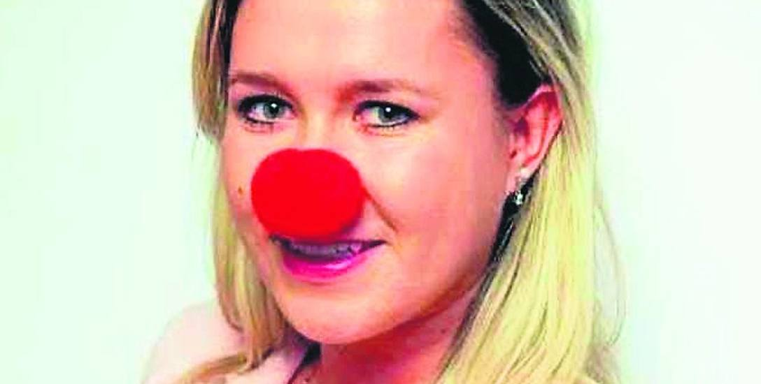 - Uśmiech,który komuś podarujemy, wraca do nas z podwójną siłą - przekonuje Marta Lewkowicz.