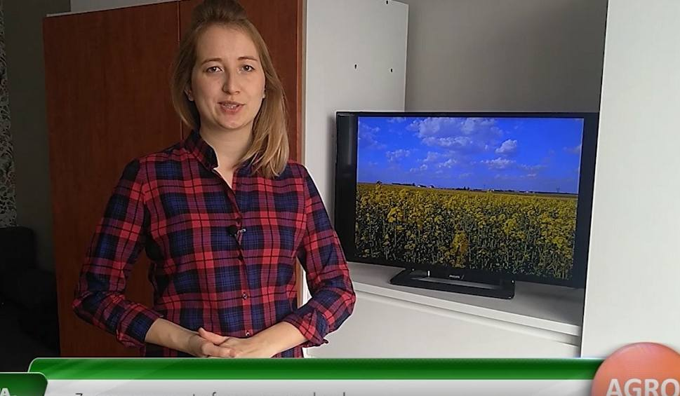 Film do artykułu: Agro Pomorska: Susza i oszczędzanie wody, ogrodnicy w czasie epidemii i postępowanie UOKiK [wideo]