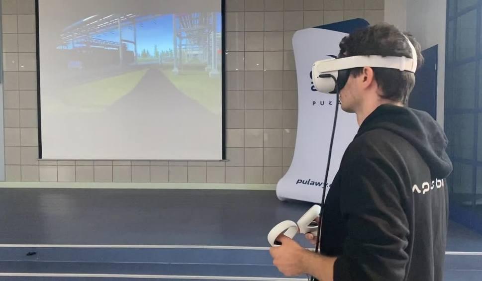 Film do artykułu: Innowacje w Grupie Azoty Puławy. Wirtualna rzeczywistość ma przygotować pracowników do działania w sytuacjach awaryjnych