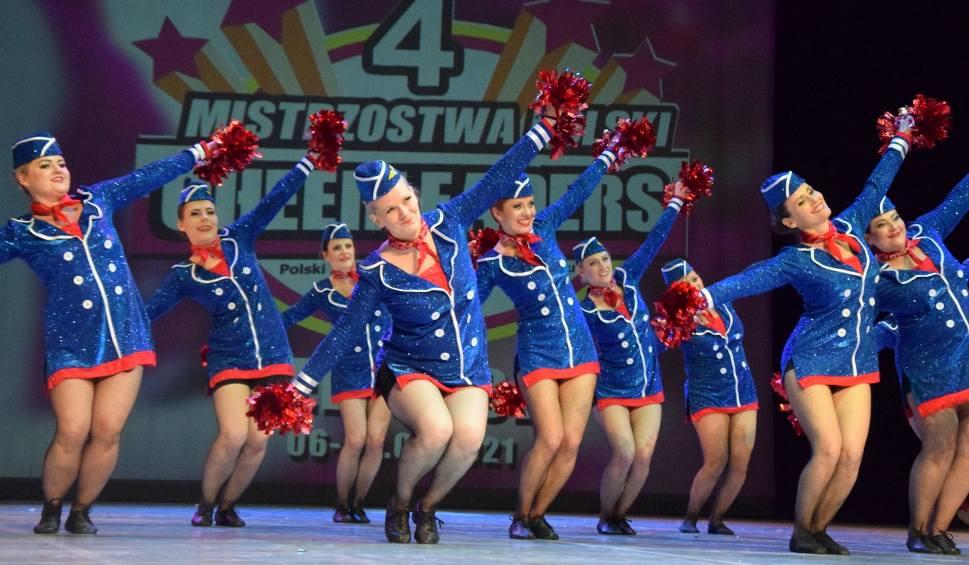 Film do artykułu: Seniorki cheeleaderki dały prawdziwy popis na mistrzostwach Polski w Kielcach (DUŻO ZDJĘĆ)