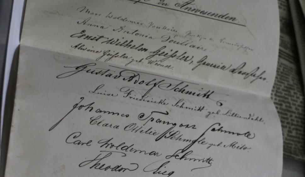 Film do artykułu: List z kapsuły czasu znalezionej w Nowej Soli został odczytany!