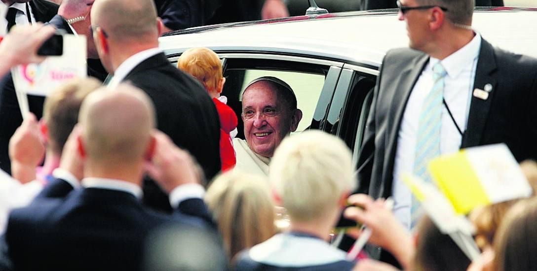 Papież z Argentyny uważa, że Kościół powinien być miłosierny. Nieodtrącający. Zawsze otwarty