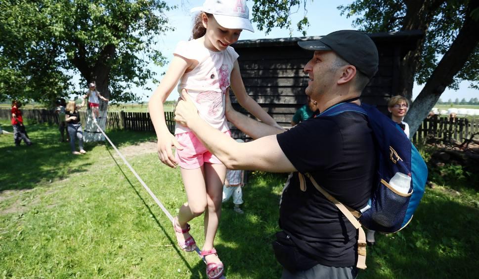Film do artykułu: Dzień Dziecka w zagrodzie muzealnej w Swołowie (wideo, zdjęcia)