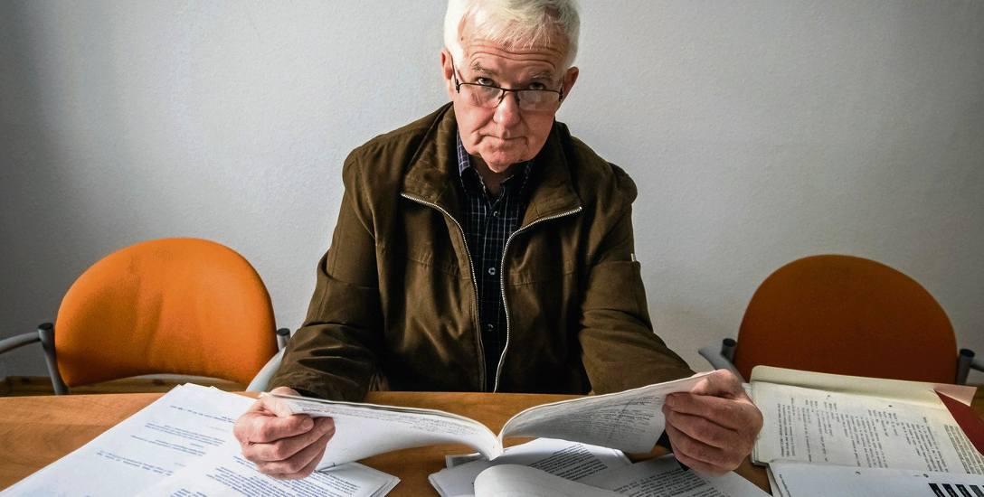 Bronisław Jankowski zapowiada, że póki sił mu wystarczy, będzie walczył o przywrócenie synowi dobrego imienia i godności