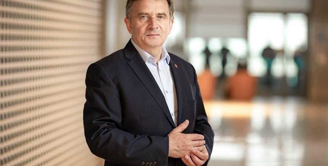 Wojciech Buczak: - Rozwój nie tylko polega na poszerzaniu granic i zwiększaniu liczby mieszkańców
