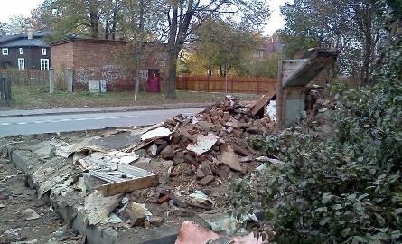 Bojary: Przy ulicy Słonimskiej został wyburzony dom. Ma powstać park kulturowy (zdjęcia)