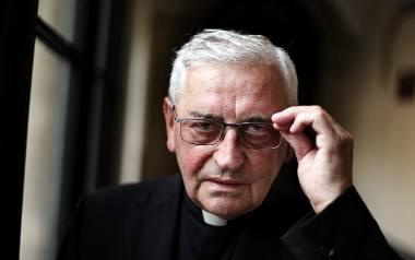 Biskup Tadeusz Pieronek: Przepaść, jaka istnieje między zamożnymi a biednymi, sięga otchłani.