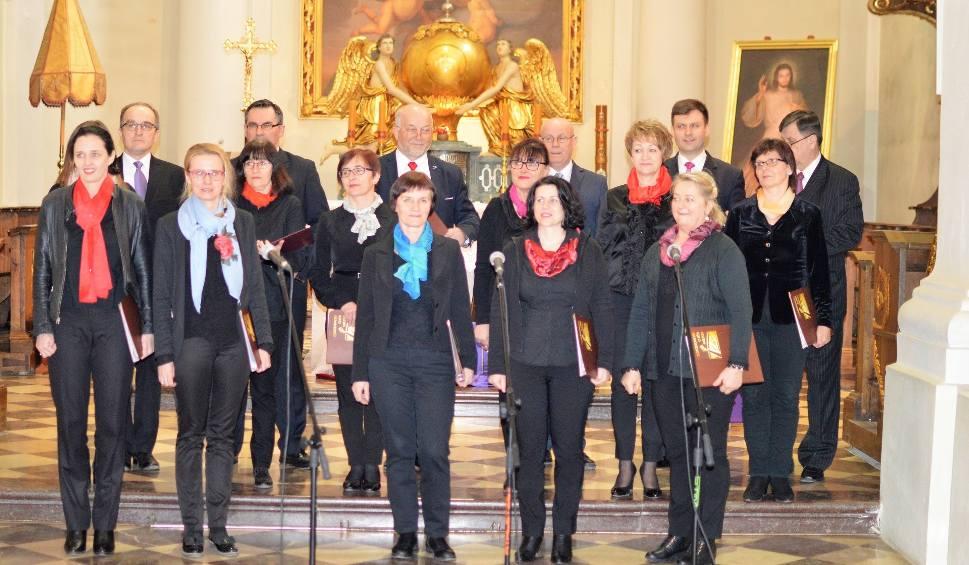 Film do artykułu: Jędrzejowski Chór Miejski zajął pierwsze miejsce na Świętym Krzyżu