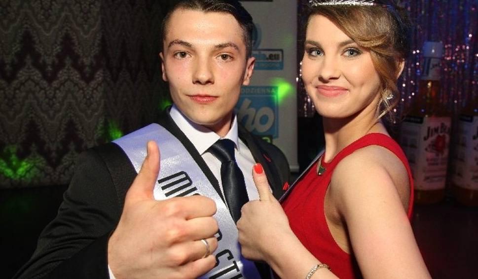 Film do artykułu: Marta Jastrzębska i Adrian Pękalski zostali Miss i Misterem Studniówki 2015 (WIDEO, zdjęcia)