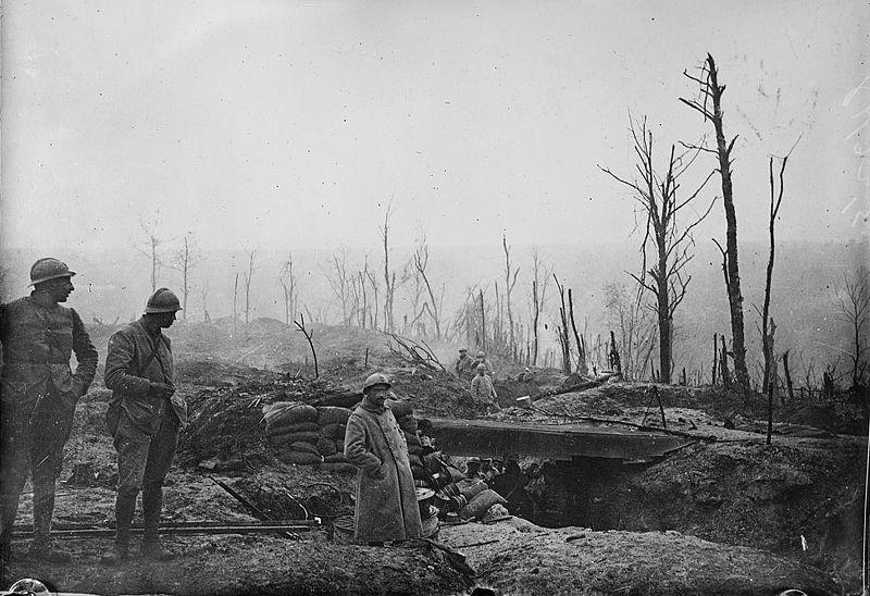 Bilans I Wojny Światowej jest przerażający. Poległych, zmarłych, rannych,  zaginionych i jeńców było prawie 38 milionów.